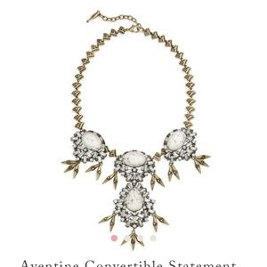 Aventine convertible statement necklace chloe